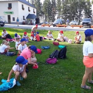 Letní tábor připojit